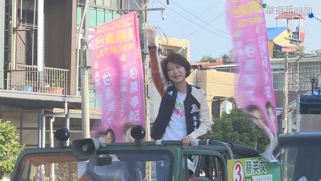 立委得票率10大人氣王 4人在高雄 | 華視新聞
