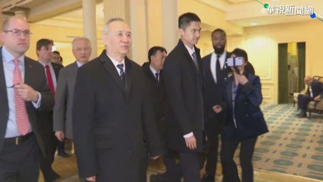 中國副總理抵美國 將簽署首階段貿協   華視新聞
