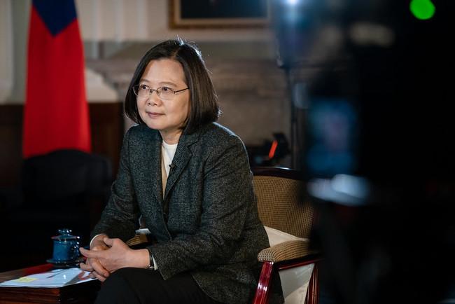 BBC專訪蔡英文登reddit 美網友諷:「西台灣」不開心   華視新聞