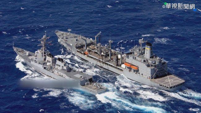 亞太戰略布局 美中外交攻防「島鏈」   華視新聞