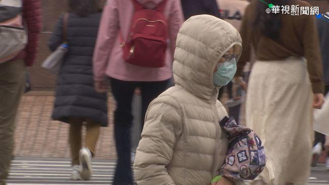 注意保暖! 桃園、新北凌晨低溫10度 | 華視新聞