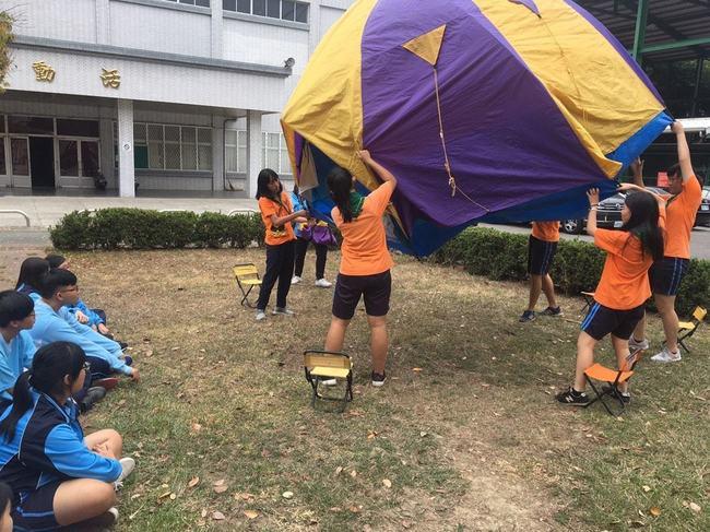 全國大露營嘉義開跑 融合「性平、反藥」課程 | 華視新聞