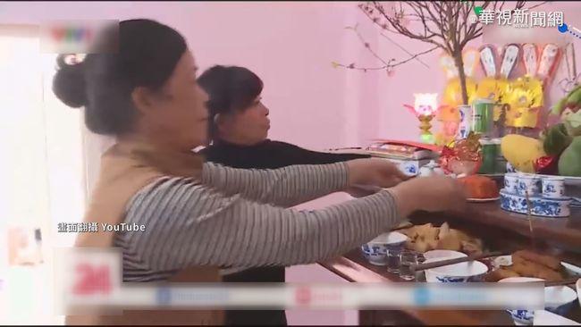 越南過年吃粽 沒有兔年只有「貓年」 | 華視新聞