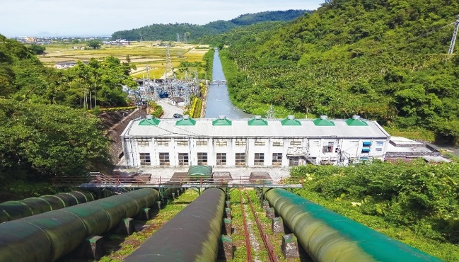 賞櫻不用去日本!蘭陽電廠周邊櫻花大爆發 | 華視新聞