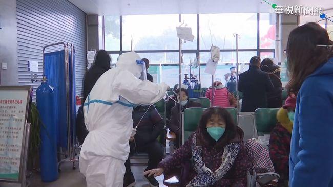 武漢肺炎蔓延 中國衛健委:痊癒者有二次感染風險 | 華視新聞
