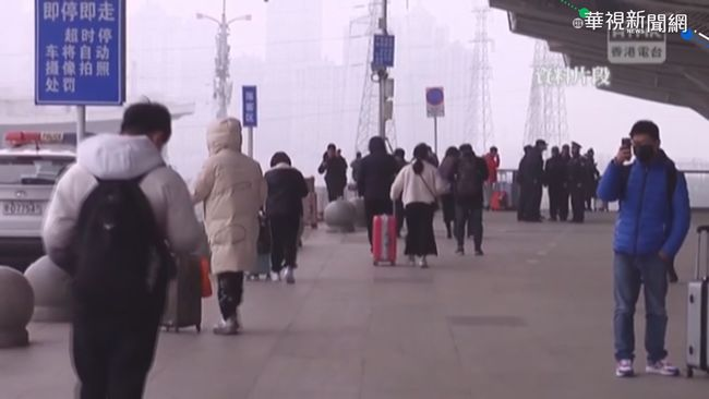 中國武漢肺炎確診破萬人 259人死   華視新聞