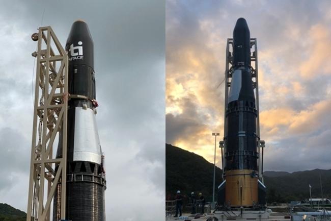 首支國造火箭「飛鼠一號」 13日台東南田升空 | 華視新聞
