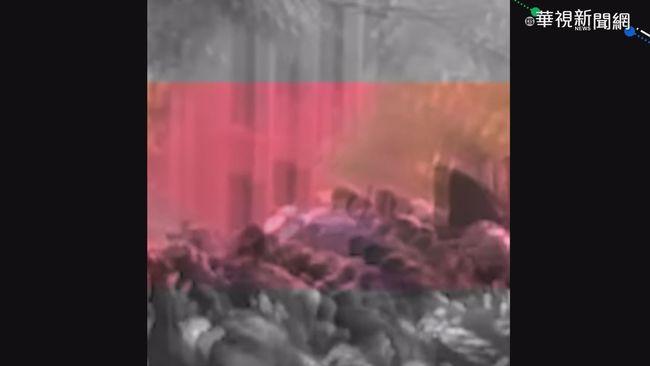 上千男翻牆闖校園 集體性侵女大生 | 華視新聞