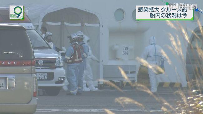 做法惹議! 日鑽石公主號淪「海上武漢」 | 華視新聞