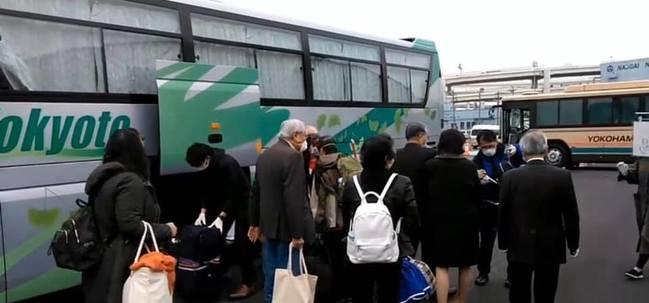 鑽石公主號台籍乘客全下船 19人今搭包機返台 | 華視新聞