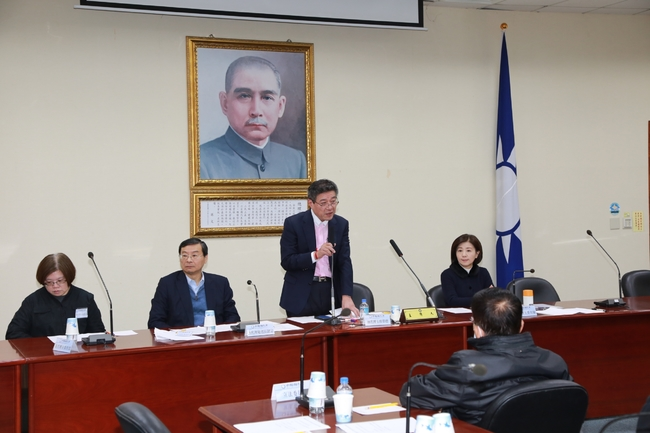 指揮中心一級開設 國民黨肯定政府從善如流 | 華視新聞