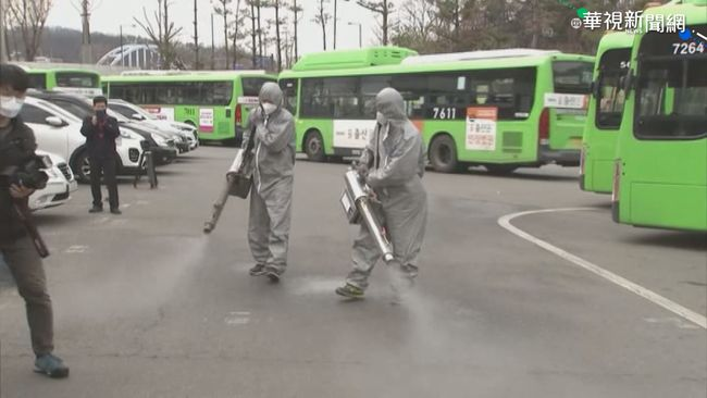 快訊》南韓增476起武肺病例 累積4212確診22死   華視新聞