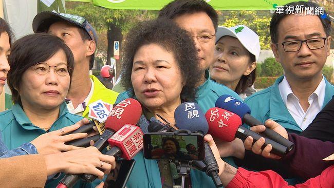 總統府全力拚防疫 秘書長陳菊下達「3指示」   華視新聞