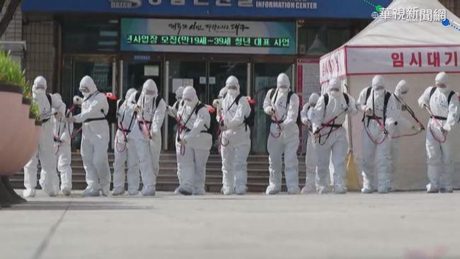 南韓累計32死、確診5328人 急追加3千萬抗疫金 | 華視新聞
