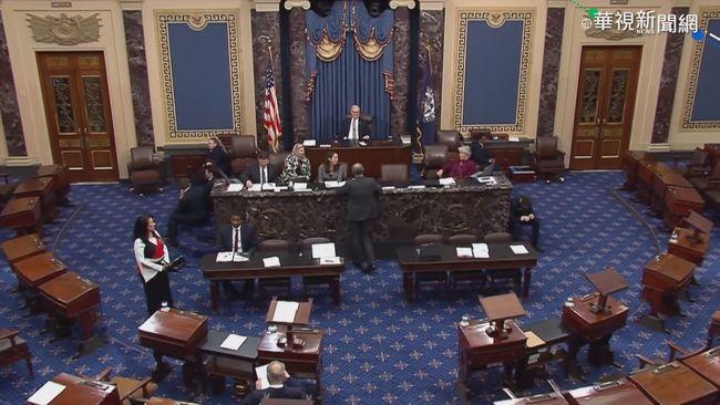 挺台灣! 美國眾議院「415:0」通過台北法案 | 華視新聞