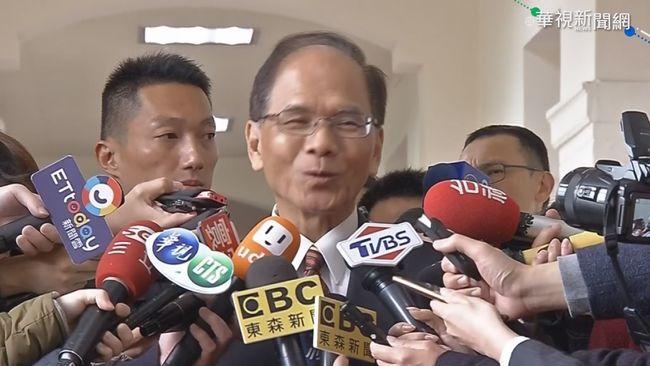 游錫堃2度被恐嚇 徐國勇致歉:不知情 | 華視新聞