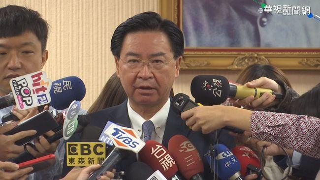 台灣防疫登上國際 吳釗燮:各國代表致電想學習 | 華視新聞