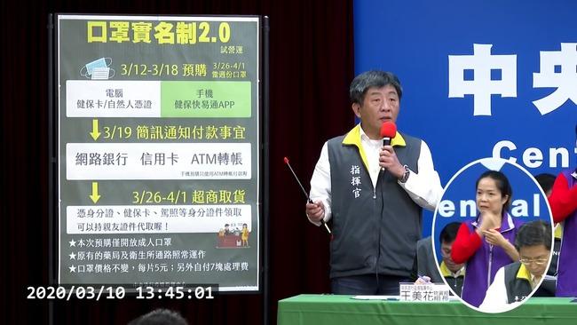 「口罩實名制2.0」 週四起試營運線上預購 | 華視新聞