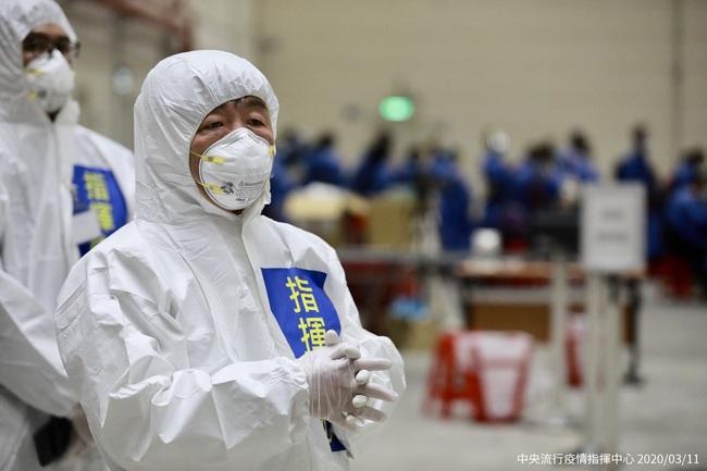 陳時中深夜發信「致護理台灣隊」  強調口罩不會少   華視新聞