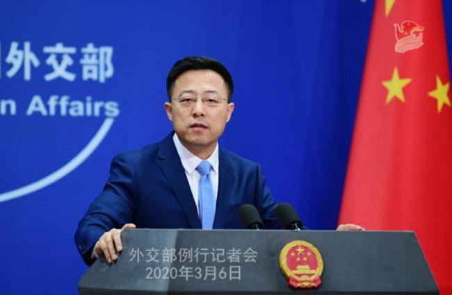 控美軍帶疫情到武漢!中國發言人:欠我們一個解釋   華視新聞