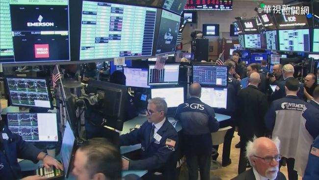 降息難救市 美股開盤就熔斷   華視新聞