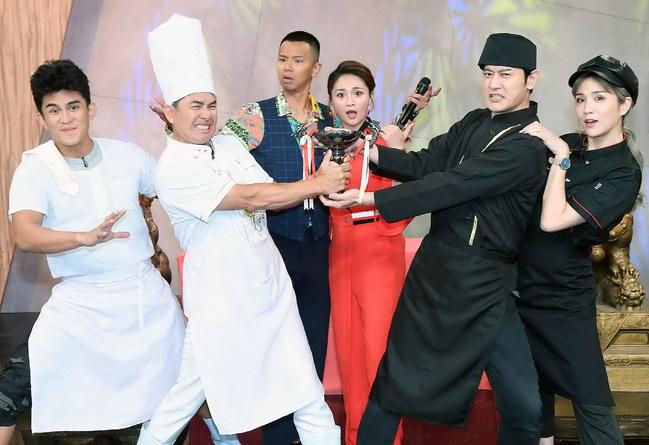 張勛傑第一次《台語》演出頻卡關 洪都拉斯喊:可以換角嗎? | 華視新聞