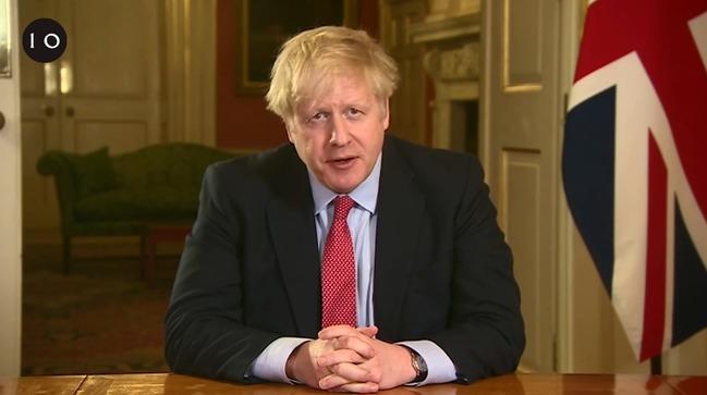 英國居家令更嚴格!首相強生籲海外國人「快回家」 | 華視新聞