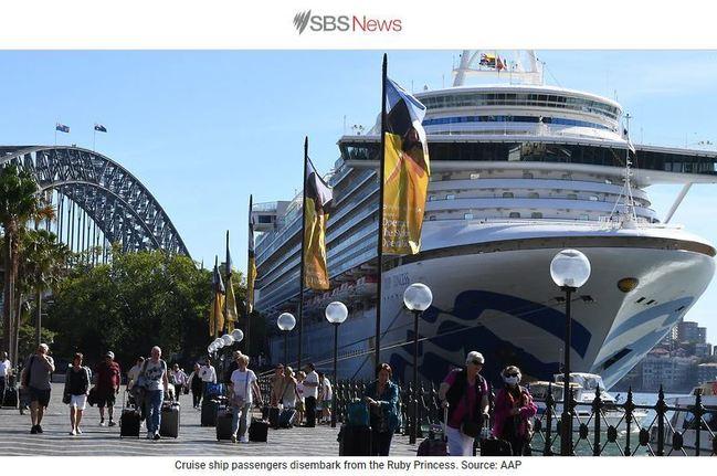乘客已下船 「紅寶石公主號」出現首例死   華視新聞
