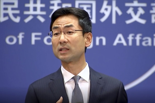 美國務卿再稱「武漢病毒」 耿爽酸:無助戰勝疫情   華視新聞