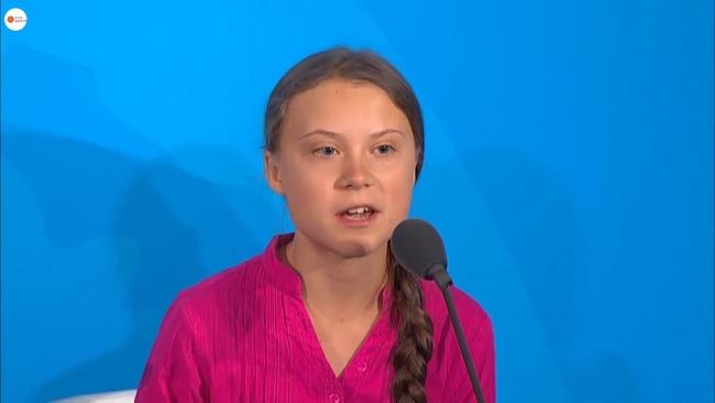 瑞典環保少女「喉嚨痛」 自稱感染武漢肺炎 | 華視新聞