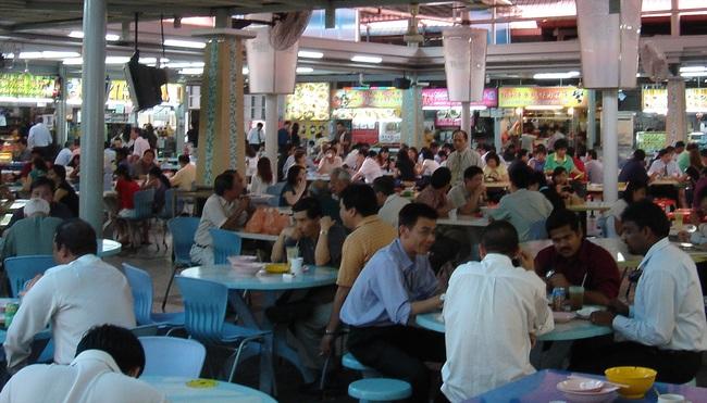 新加坡防疫新規 人際距離小於1公尺可罰21萬!   華視新聞