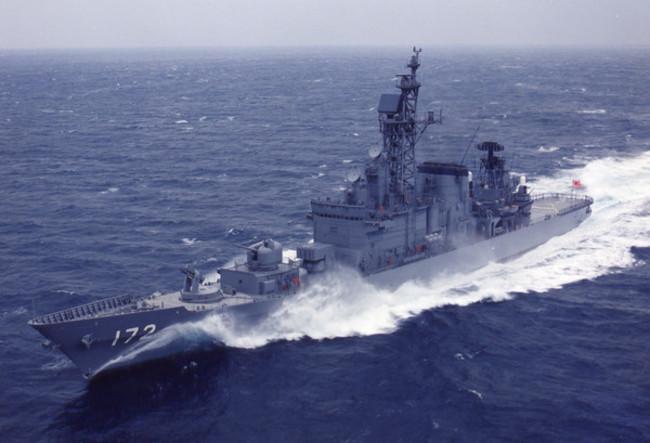 日本護衛艦「島風」、中國漁船相撞 所幸無人傷亡 | 華視新聞