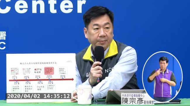 觀光局機場染疫之亂 指揮中心:接觸時間99分鐘 | 華視新聞