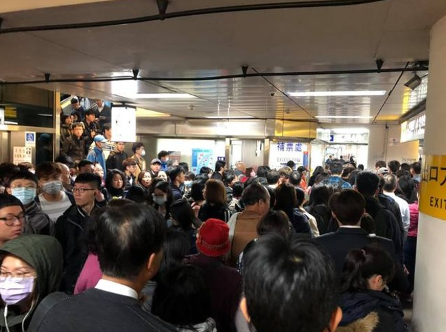 收假現北返人潮! 台北重點區域加強消毒 | 華視新聞