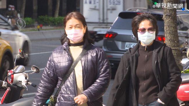 東北風影響!北部水氣增 明起大幅回溫 | 華視新聞