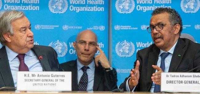 川普暫停供應資金 聯合國替WHO求情:疫情還很嚴峻   華視新聞