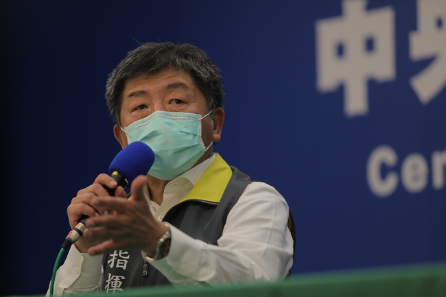 民調「選市長」呼聲高 陳時中:這問題好答 | 華視新聞