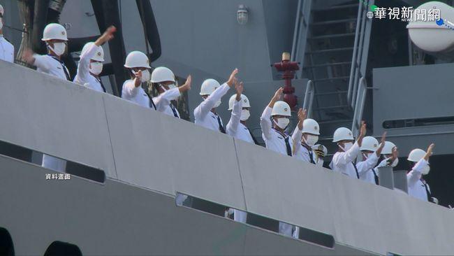 艦隊接觸者過多 民眾黨籲「擴大篩檢」 | 華視新聞