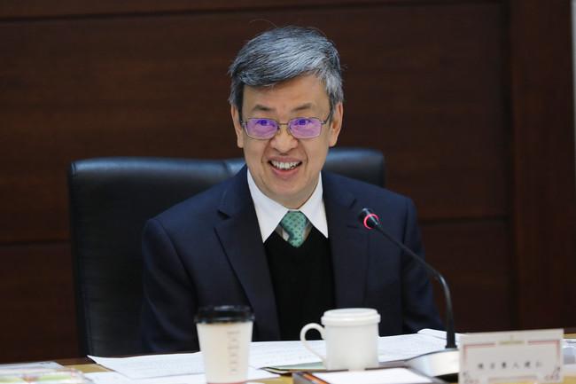 接受《紐時》專訪 陳建仁:台灣是全球公衛領域孤兒 | 華視新聞