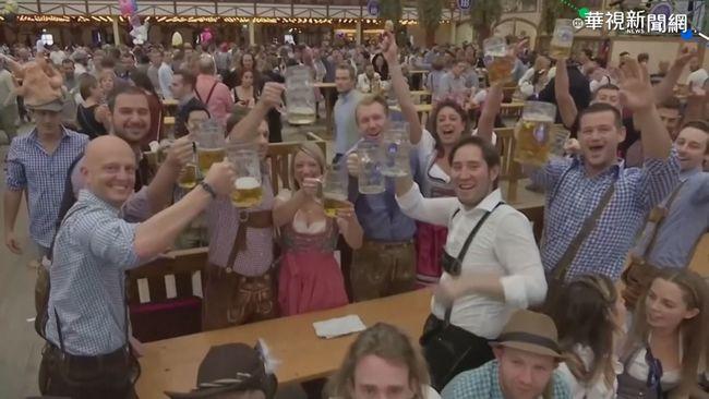 疫情衝擊 德國慕尼黑啤酒節停辦 | 華視新聞