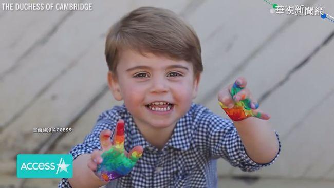 【台語新聞】路易王子2歲生日萌照 凱特王妃掌鏡 | 華視新聞