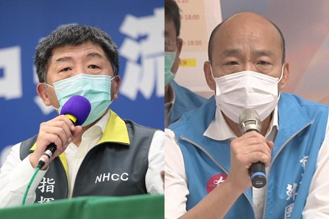 韓國瑜提醫護擴大採檢 陳時中:散彈打鳥不見得有幫助 | 華視新聞