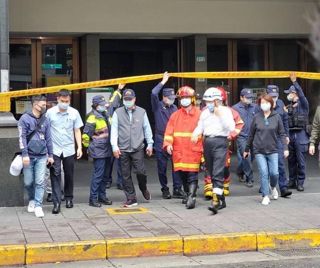 林森錢櫃火警5死 柯文哲令停業「責任釐清再開罰」 | 華視新聞