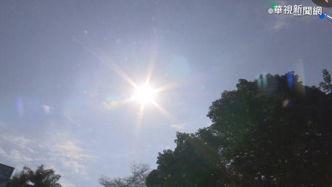高溫炎熱上看30度! 彭啟明:可說是進入夏天 | 華視新聞