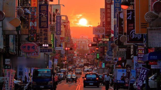 台北今起「連續6天」懸日登場!時間地點曝光   華視新聞