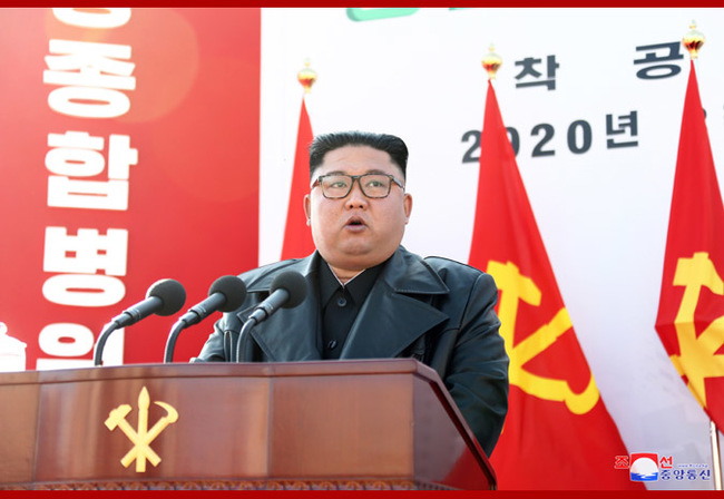 暗示?北韓媒體:風暴來襲 也要當熱血忠臣... | 華視新聞