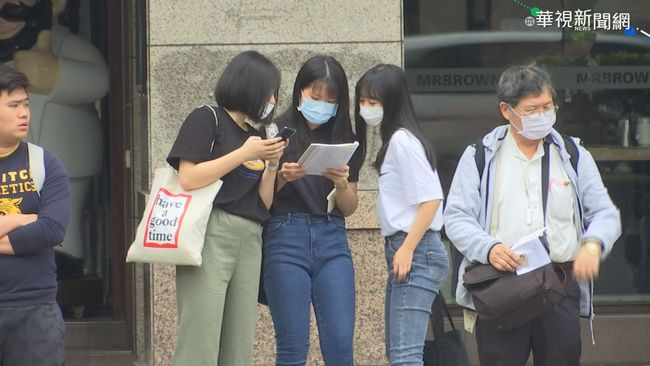 統測今登場 報考人數首度跌破10萬 | 華視新聞