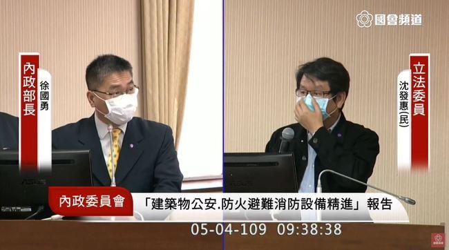 台北地下街消防安檢「重大不合格」 綠委爆氣了 | 華視新聞