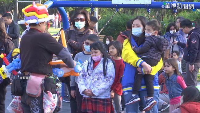天熱口罩戴不住!網酸:台灣人各種勇敢與放鬆 | 華視新聞