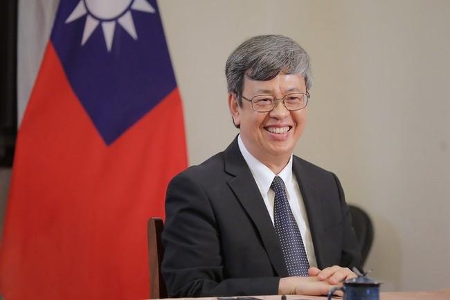 即將卸任副總統 陳建仁感性向國人道別 | 華視新聞